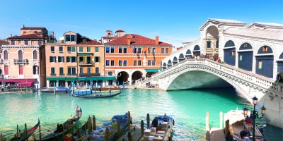 Venice to Budapest, Budapest to Venice